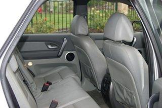 2005 Ford Territory SY Ghia (4x4) White 6 Speed Auto Seq Sportshift Wagon