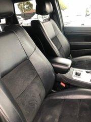 2015 Jeep Grand Cherokee WK MY15 Blackhawk White 8 Speed Sports Automatic Wagon