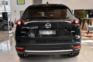 2021 Mazda CX-9 TC GT SP SKYACTIV-Drive Black 6 Speed Sports Automatic Wagon.