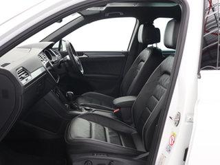 2020 Volkswagen Tiguan 5NA MY20 162 TSI Highline White 7 Speed Auto Direct Shift Wagon