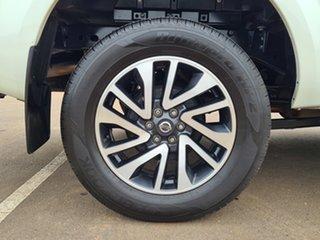 2017 Nissan Navara D23 S3 ST-X White 7 Speed Sports Automatic Utility