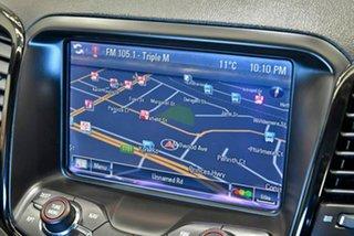 2017 Holden Ute VF II MY17 SV6 Ute Grey 6 Speed Sports Automatic Utility.