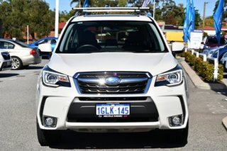 2017 Subaru Forester S4 MY18 XT CVT AWD Crystal White 8 Speed Constant Variable Wagon