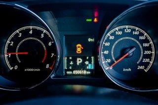 2015 Mitsubishi ASX XB MY15 LS 2WD Black/Grey 6 Speed Constant Variable Wagon