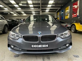 2014 BMW 4 Series F32 420d M Sport Grey Sports Automatic Coupe.