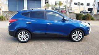2012 Hyundai ix35 LM MY11 Highlander (AWD) Blue 6 Speed Automatic Wagon.