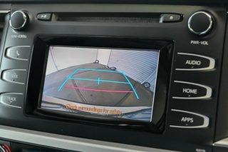 2015 Toyota Kluger GSU50R GXL 2WD White 6 Speed Sports Automatic Wagon