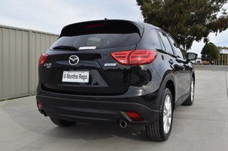 2012 Mazda CX-5 KE1071 Grand Touring SKYACTIV-Drive AWD Black 6 Speed Sports Automatic Wagon