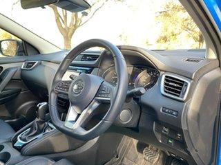 2017 Nissan Qashqai J11 Series 2 ST-L X-tronic Blue 1 Speed Constant Variable Wagon
