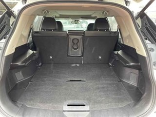 2016 Nissan X-Trail T32 TL (FWD) White Continuous Variable Wagon