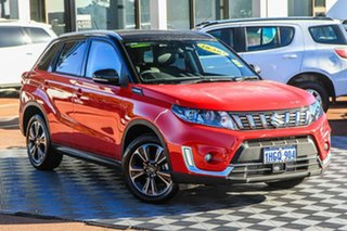 2021 Suzuki Vitara LY Series II Turbo 2WD Red 6 Speed Sports Automatic Wagon.