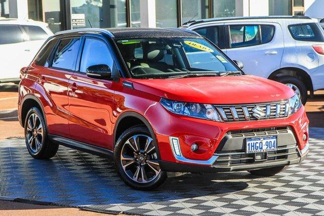 Demo Suzuki Vitara LY Series II Turbo 2WD Melville, 2021 Suzuki Vitara LY Series II Turbo 2WD Red 6 Speed Sports Automatic Wagon