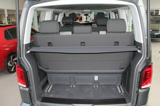 2021 Volkswagen Multivan T6.1 MY21 TDI340 SWB DSG Comfortline Premium Ravenna Blue 7 Speed.