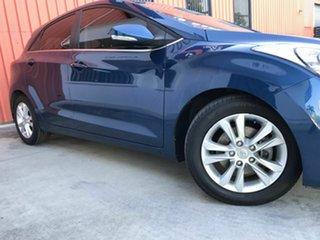 2014 Hyundai i30 GD MY14 Elite Blue 6 Speed Sports Automatic Hatchback