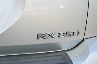 2007 Lexus RX GSU35R MY07 RX350 Sports Luxury Silver 5 Speed Sports Automatic Wagon