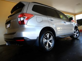 2015 Subaru Forester MY14 2.5I-L Silver Continuous Variable Wagon.