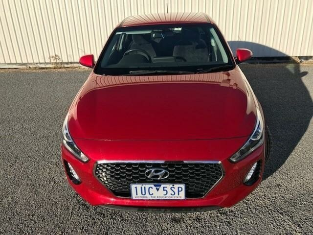 Used Hyundai i30 PD2 Trophy Limited Edition Wangaratta, 2018 Hyundai i30 PD2 Trophy Limited Edition 6 Speed Auto Sequential Hatchback