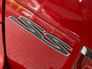 2011 Holden Commodore SS Burgundy Manual Sedan