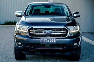 2019 Ford Ranger PX MkIII 2019.00MY XLT Grey 6 Speed Sports Automatic Double Cab Pick Up