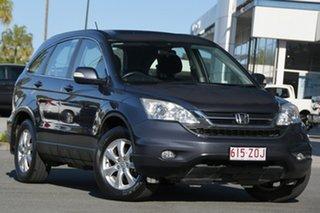 2010 Honda CR-V RE MY2010 Sport 4WD Grey 5 Speed Automatic Wagon.