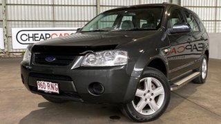 2008 Ford Territory SY TS AWD Grey 6 Speed Sports Automatic Wagon.