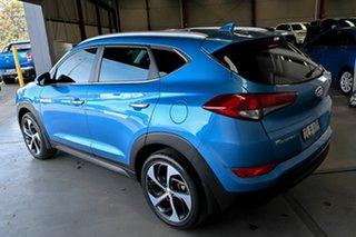 2017 Hyundai Tucson TL2 MY18 Elite 2WD Blue 6 Speed Sports Automatic Wagon