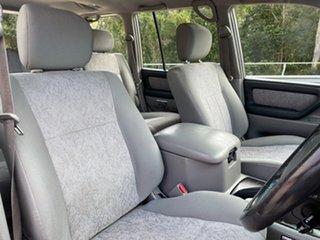 2007 Toyota Landcruiser UZJ100R Upgrade II GXL (4x4) Silver 5 Speed Automatic Wagon