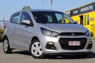 2017 Holden Spark MP MY17 LS Nitrate 1 Speed Constant Variable Hatchback.