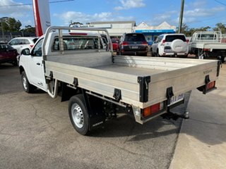 2016 Nissan Navara D23 DX White 6 Speed Manual Cab Chassis