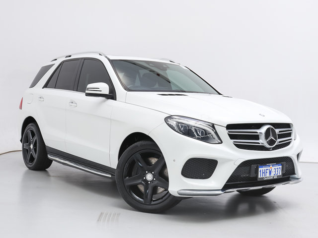 Used Mercedes-Benz GLE400 166 , 2015 Mercedes-Benz GLE400 166 White 7 Speed Automatic Wagon