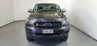 2019 Ford Ranger PX MkIII 2019.75MY XLT Meteor/std 6 Speed Sports Automatic Super Cab Pick Up