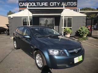 2009 Holden Commodore VE MY10 Omega Green 6 Speed Automatic Sportswagon.