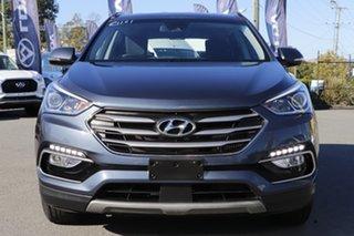2018 Hyundai Santa Fe DM5 MY18 Active Ocean View 6 Speed Sports Automatic Wagon