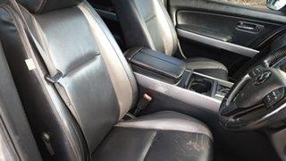2010 Mazda CX-9 09 Upgrade Grand Touring Silver 6 Speed Auto Activematic Wagon