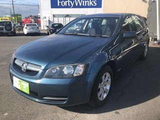 2009 Holden Commodore VE MY10 Omega Green 6 Speed Automatic Sportswagon