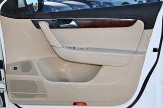 2011 Volkswagen Passat Type 3C MY11 125TDI DSG Highline White 6 Speed Sports Automatic Dual Clutch
