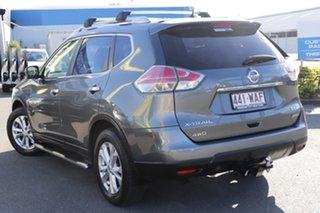 2015 Nissan X-Trail T32 ST-L X-tronic 4WD N-TREK Gun Metallic 7 Speed Constant Variable Wagon.