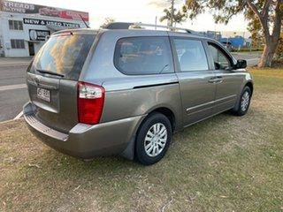 2010 Kia Grand Carnival VQ EXE Gold 5 Speed Sports Automatic Wagon