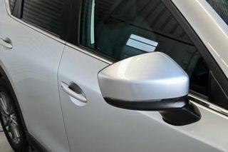 2017 Mazda CX-5 KF2W7A Maxx SKYACTIV-Drive FWD Sport Silver 6 Speed Sports Automatic Wagon.