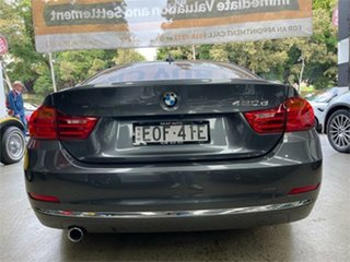 2014 BMW 4 Series F32 420d M Sport Grey Sports Automatic Coupe