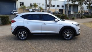 2015 Hyundai Tucson TLE Active (FWD) Silver 6 Speed Automatic Wagon.