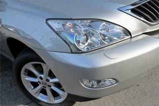 2007 Lexus RX GSU35R MY07 RX350 Sports Luxury Silver 5 Speed Sports Automatic Wagon.