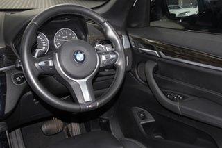 2017 BMW X1 F48 xDrive25i Steptronic AWD White 8 Speed Sports Automatic Wagon