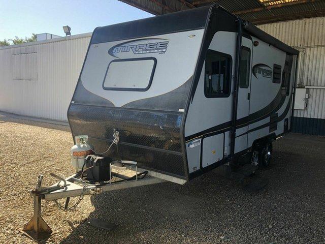 Used Rocklea, 2014 Mirage Caravan USA