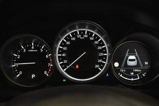 2021 Mazda CX-5 KF4WLA GT SKYACTIV-Drive i-ACTIV AWD SP Red 6 Speed Sports Automatic Wagon