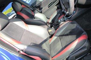 2018 Subaru WRX V1 MY19 STI AWD Blue 6 Speed Manual Sedan