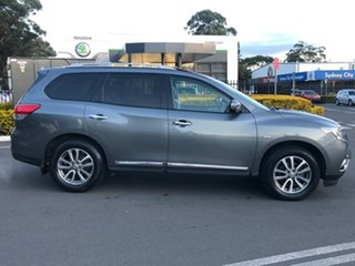 2015 Nissan Pathfinder R52 MY15 ST-L X-tronic 2WD Grey 1 Speed Constant Variable Wagon.