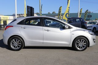 2015 Hyundai i30 GD3 Series II MY16 Active Platinum Silver 6 Speed Sports Automatic Hatchback