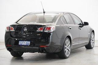 2017 Holden Calais VF II MY17 V Black 6 Speed Sports Automatic Sedan