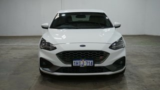 2020 Ford Focus SA 2021MY ST White 7 Speed Automatic Hatchback